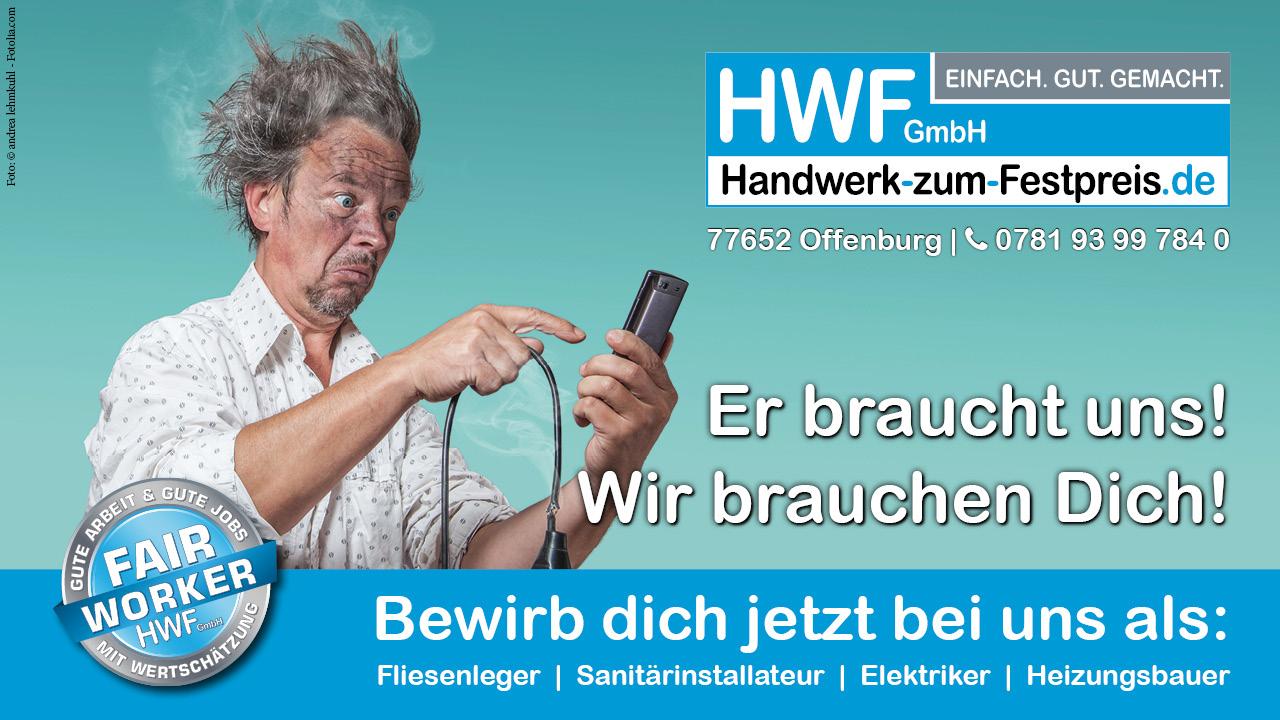 Stellenangebot Elektroinstallateur Offenburg